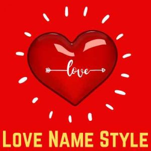 Love Name Style