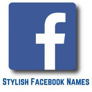 Stylish Facebook Names